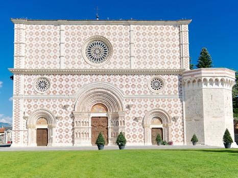 Geoenergia e il restauro della Basilica di Collemaggio a L'Aquila