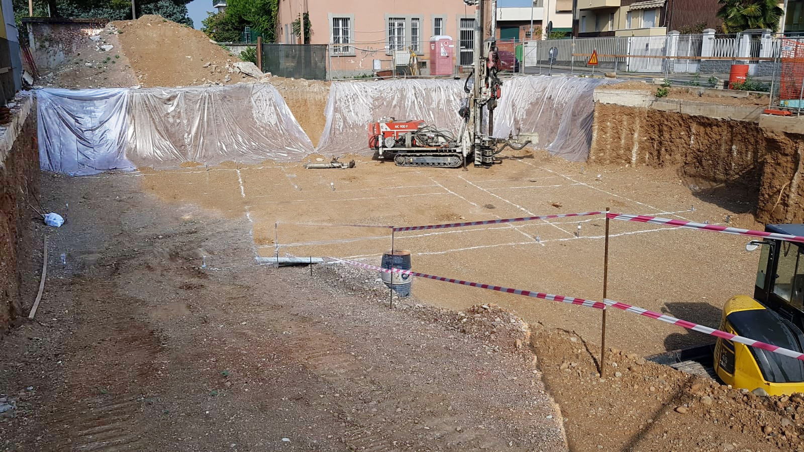 RHO Cantiere!